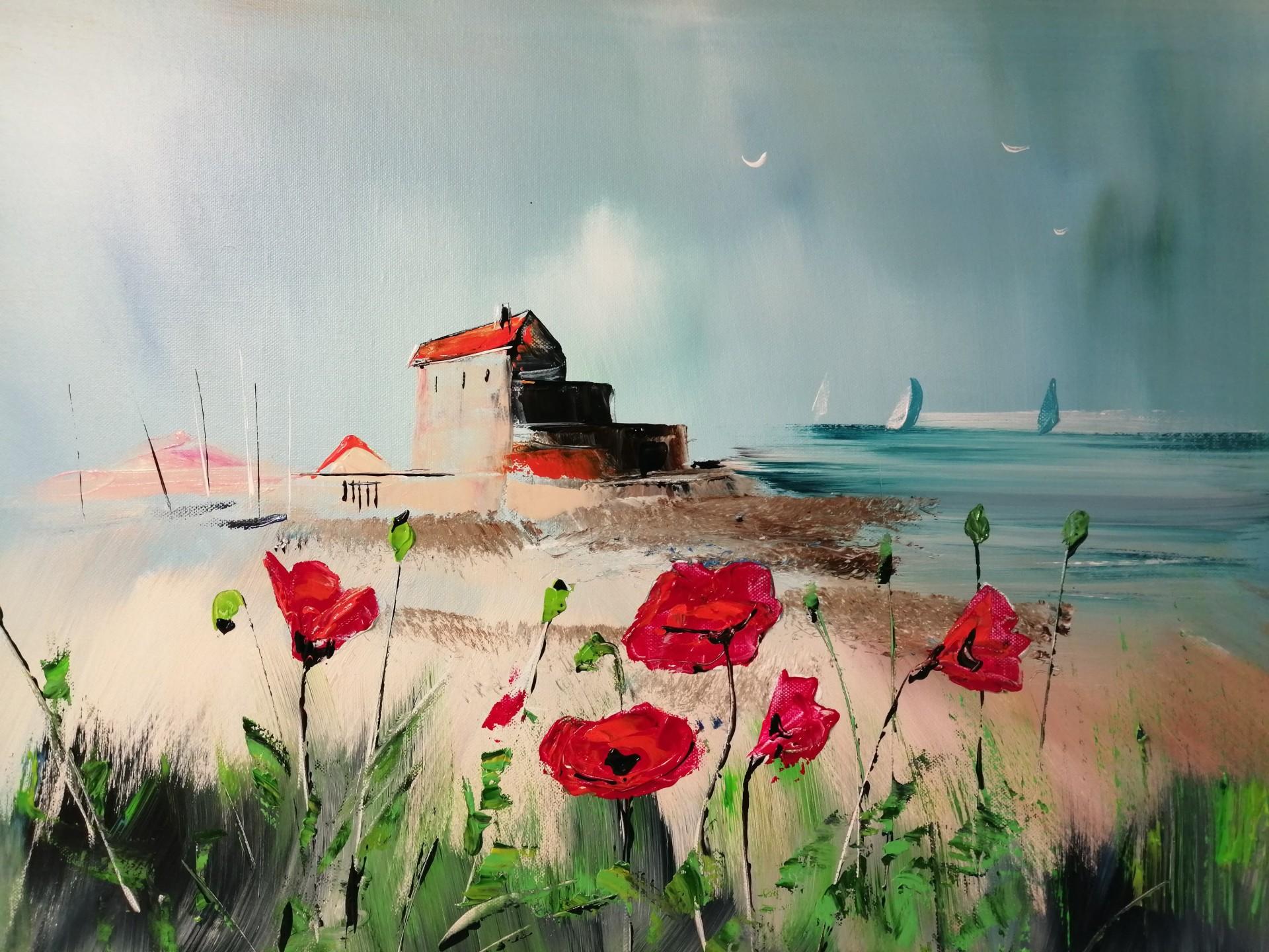 printemps au fort d 'Ambleteuse