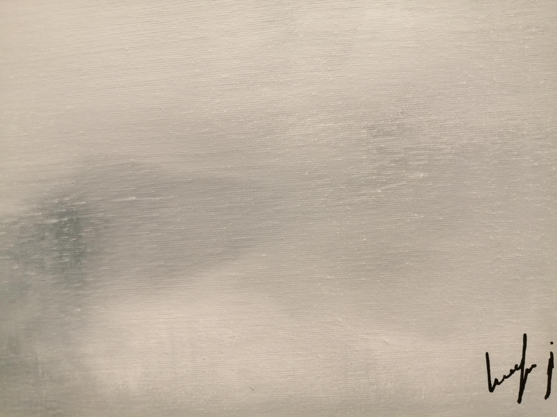 la mer dans la brume