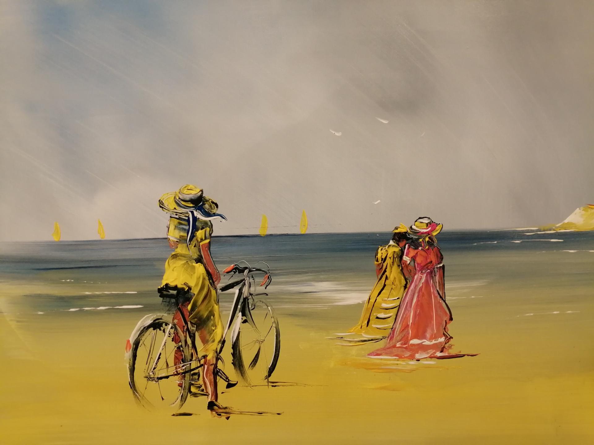la belle époque sur notre belle plage de wimereux