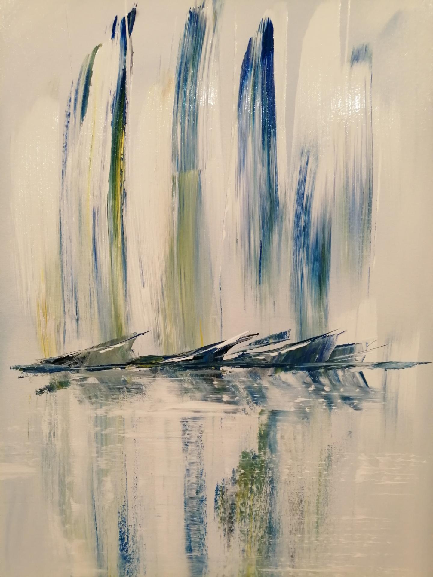 les voiliers bleus